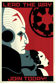Star Wars Rebels Imperial Propaganda Posters