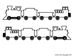 Lego Train 3934 Coloring Pages