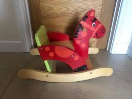 Toddlers Rocking Horse From ELC | In Horsham, West Sussex | Gumtree Amazoncom Kids Teddy Bear Wooden Rocking Chair Red Delta Children Cars Lightning Mcqueen Mmax 3 In 1 Korakids Red Portable Toddler Rocker For New Personalized Tractor Childrens Pied Piper Toddler Great Little Trading Co Fisher Price Baby Chair Horse Baby On Clearance 23 X 14 22 Rideon Toys Whandle Plush Rideon Deer Gift Little Cute Haired Boy Sits Astride A Rocking Horse Pads Cushions Chairs Carousel Adirondack Starla Child Cotton