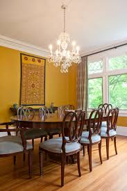 Recent Interior Design Project India Inspired Dining Room Debra