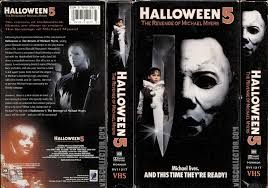 Who Plays Michael Myers In Halloween 5 by The Horrors Of Halloween Halloween 5 The Revenge Of Michael