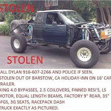 Race Truck And Trailer Stolen In Barstow Last Night | Race-deZert Craigslist Hemet Ca Auto Parts Aktif Elektronik Vehicle Scams Google Wallet Ebay Motors Amazon Payments Ebillme 2017 Ram 1500 Sublime Sport Limited Edition Launched Kelley Blue Book Mohave Cars And Trucks By Owners Dodge Just A Car Guy 42714 5414 Craigslist Best 24 Hours Of Lemons Season 11 Winners Stacey Davids Gearz Phoenix Arizona Owner Image This Amazing Indoor Jeep Junkyard Is My Heaven On Earth