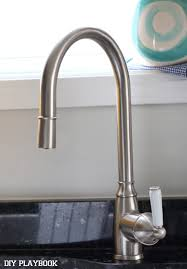 Diy Kitchen Faucet How To Install An Ikea Kitchen Faucet Diy Playbook