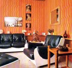 vintage 70er jahre wohnzimmer meine zimmertapete 470x440