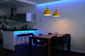 Upgraded Lighting Installation With A 6 Meters Cove