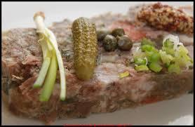 pate de tete de porc maison 100 terrine de sanglier maison terrine de chevreuil et de