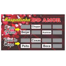 Raspadinha Do Amor Miss Collection