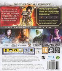 dungeon siege 3 codes dungeon siege iii 2011 playstation 3 box cover mobygames