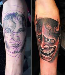51 Cover Up Tattoos