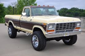 100 1978 Ford Truck For Sale F250 4X4 Lariat