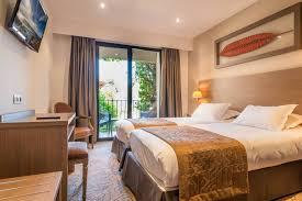chambre loggia room garden loggia hôtel shegara porto vecchio