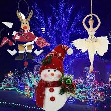 9ft Christmas Tree Walmart Canada by Xmas Lights Red And White Led Lights Musical Christmas