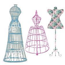 Vintage Fashion Cliparts271830
