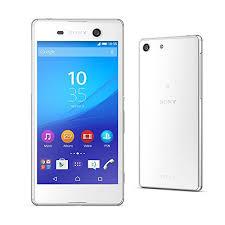 Black Friday Sony Xperia M5 E5663 Dual SIM 16GB LTE White Unlocked