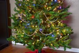 Stand Back And Look At The Tree Make Any Adjustments To Bead String Such As Making Additional Drapes