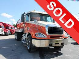 100 Septic Vacuum Trucks For Sale 2007 FREIGHTLINER COLUMBIA FOR SALE 2542