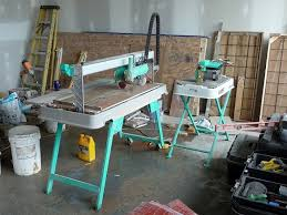 imer tile saw canada tile set up tiling contractor talk