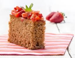 erdbeer becherkuchen ohne ei