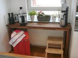 für schmale küchen küchentisch nussbaum stuttgart