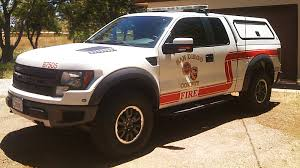 A Ford Raptor Converted Into A Fire Truck - StangTV