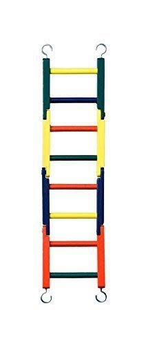Prevue Large Bendable Bird Ladder - 15""