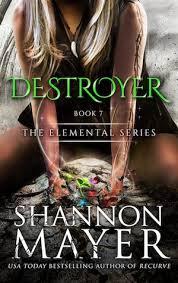 Book 7 The Elemental Series