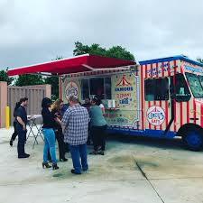 100 Food Trucks Miami Beach Circus Eats Circus Catering For South Florida Events