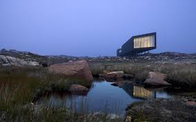 100 Todd Saunders Architect Island Life Inn And Studios On Fogo Island By Ure