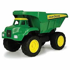 100 Big Toy Dump Truck John Deere 38cm Scoop BIG W