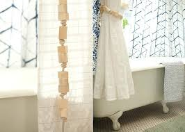White Ruffle Curtains Target by Tie Back Shower Curtains U2013 Teawing Co