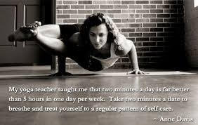 My Yoga Teacher Taught Me That Two Minutes A Day Is Far Better Than 5 Hours