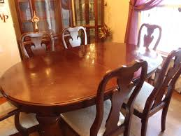 Best Table W/t 6 Chairs- Dining Room (thomasville) For Sale In ... Vintage Kitchen Table And Chairs Set House Architecture Design Shop Greyson Living Malone 70inch Marble Top Ding Westlake Transitional Cherry Wood Pvc Leg W6 The 85ft W 6 Forgotten Fniture Homesullivan 5piece Antique White And 401393w48 Plav7whiw Rubberwood 7piece Room Free Shipping Cerille Rustic Brown Of 2 By Foa Amazoncom America Bernette Round East West Niwe6bchw Pc Table Set With A