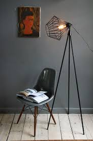 Beautiful DIY Floor Lamp Diy Tripod 3 Ideas