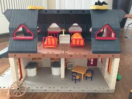 Playmobil Farm House & Barn + Accessories - Excellent Condition ... 7145 Medieval Barn Playmobil Second Hand Playmobileros Amazoncom Playmobil Take Along Horse Farm Playset Toys Games Dollhouse Playsets 1 12 Scale Nitronetworkco Printable Wallpaper Victorian French Shabby Or Christmas Country Themed Childrens By Playmobil Find Unique Stable 5671 Usa Trailer And Paddock Barn Fun My 4142 House Animals Ebay Pony 123 6778 2600 Hamleys For Building Sets Videos Collection Accsories Excellent Cdition
