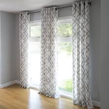 Gray Chevron Curtains 96 by 96 Inch Curtain Panels Home Design Ideas And Pictures