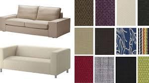 housse de canapé cuir canapé ikea changez de housse avec ces 34 modèles côté maison