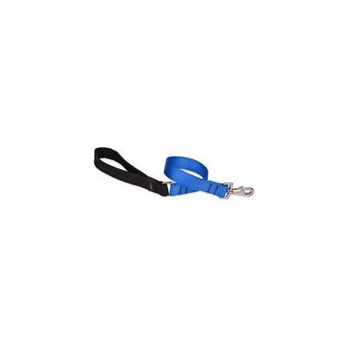 "Lupine Basics Dog Leashes - Medium and Large, 1"", Blue"