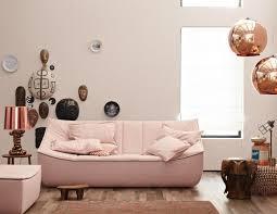 edle kombi kupfer und rosa bild 12 schöner wohnen