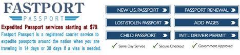 Duluth Passport fices