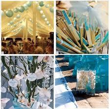 décoration de mariage bleu mer mariage you