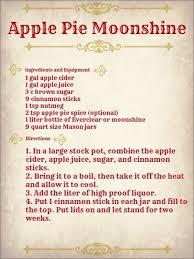 Best Pumpkin Pie Moonshine Recipe by Best 25 Moonshine Recipe Ideas On Pinterest Moonshine Recipes