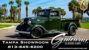 100 1936 Chevrolet Truck Pickup Low Cab Gateway Classic Cars 1463TPA