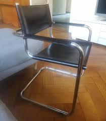 6 esszimmer freischwinger stühle kaufen auf ricardo