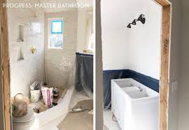 B & Q Bathrooms and Accessories Beautiful Our Master Bathroom Plan