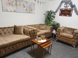 angebot sofa 3 2 1 sitzer chesterfield wohnzimmer