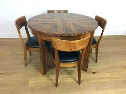 Full Size Of Art Deco Dining Room Chairs For Sale Style Table And Vintage Mahogany Veneered