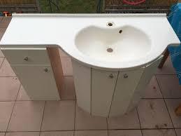 waschbecken mit hängeschrank waschtisch badmöbel