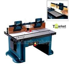 bosch router table saw surface woodworking benchtop carpenter