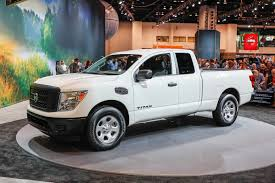 2017 Nissan Titan King Cab First Look: Nissan Kings Its Titan ... Isuzu Commercial Vehicles Low Cab Forward Trucks Intertional 9400 Sleeper Tractor Truck 2007 3d Model Hum3d Pickup Truck Wikipedia 2017 Freightliner Cascadia 125 Day For Sale 113388 Miles New 2018 Chevrolet Silverado 1500 Crew Custom 4x4 In Colorado 4wd Work Toyota Tacoma Trd Sport Double 5 Bed V6 4x4 At 2016 Hino 155 For Sale 1001 Semi Stock Photo Image Of Semi Number Merchandise 656242 Big Rig Dreamin Kenworth On Frame Curbside Classic 31969 Ih Co Loadstar The Only M2 106 Fire