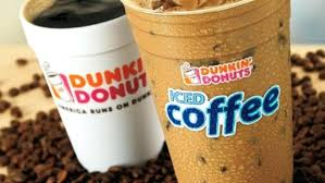 Med Iced Coffee Dunkin Donuts Offers Free To Hawks Fans After Game 1